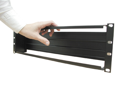 Caja Enrackable para mecanismos estandar DIN 2