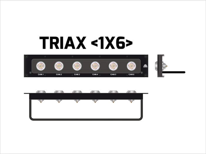 patch panel triax