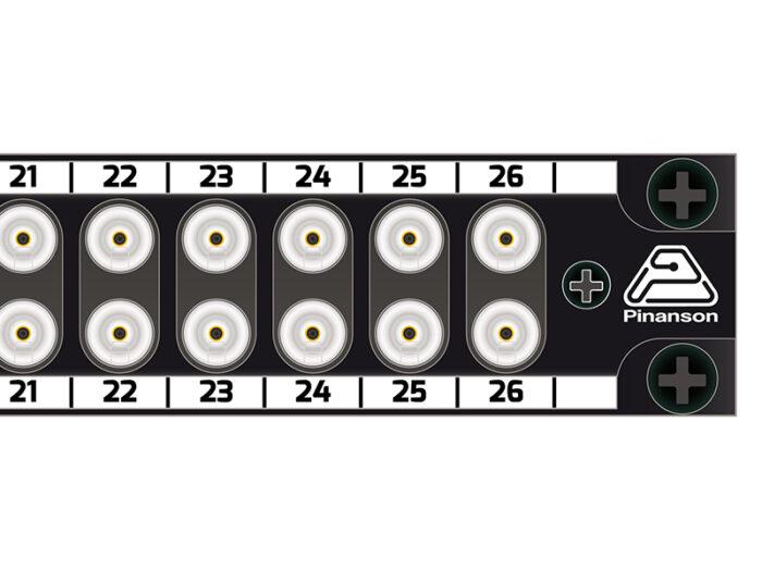 patch panel dvp 2x26 pt14604