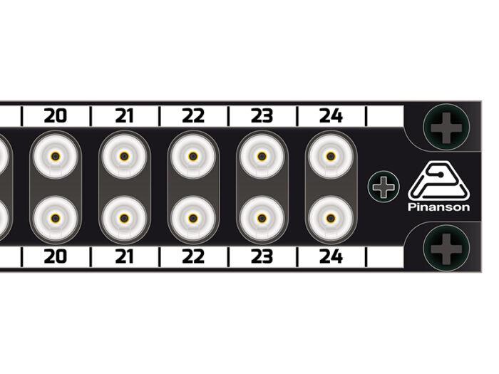 patch panel dvp 2x24 pt14603