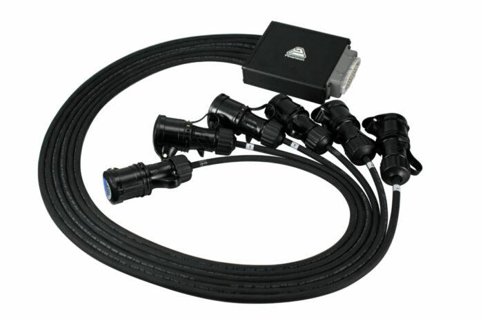 snake power multipin pulpo ptr7898
