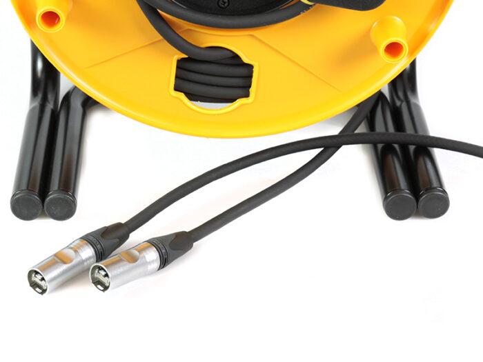 Cable terminado CAT.6 S/UTP con enrollador