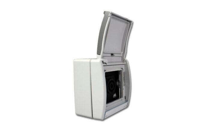 Caja exterior plastico IP66 AQUA