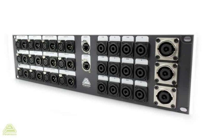 speaker stage box enrackable ptr1687