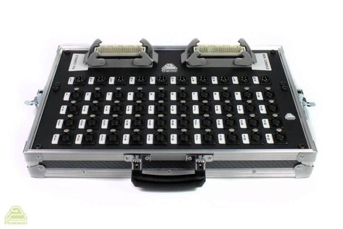stage box audio briefcase