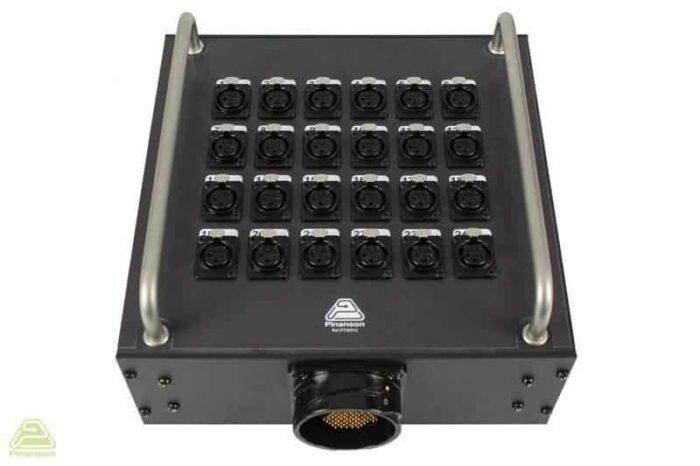 stage box audio formato uni ptr3073