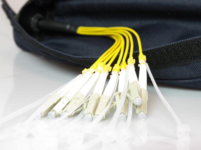 optical fibre cable reel