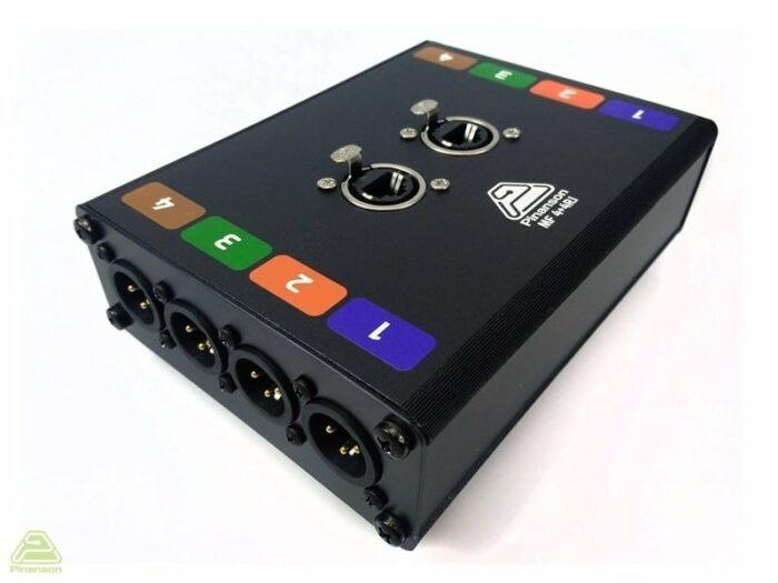 adaptador rj45 xlr ptr8048