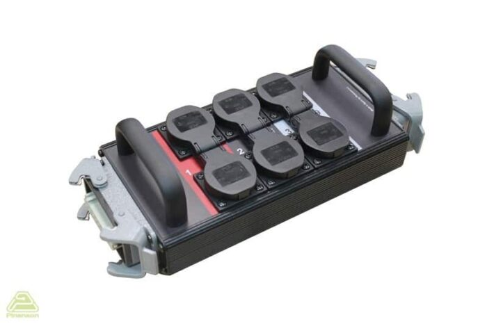 distribuidor power multipin ptr14418