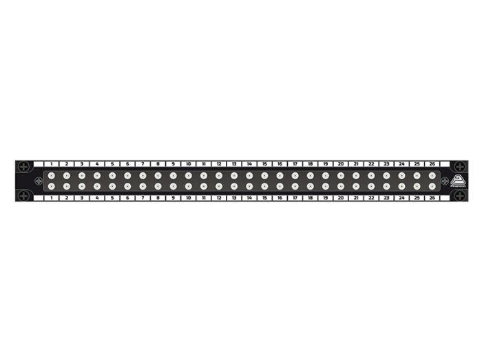 patch panel din 2x26 pt23890