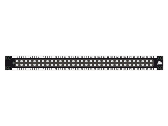 patch panel din 2x32 pt23891
