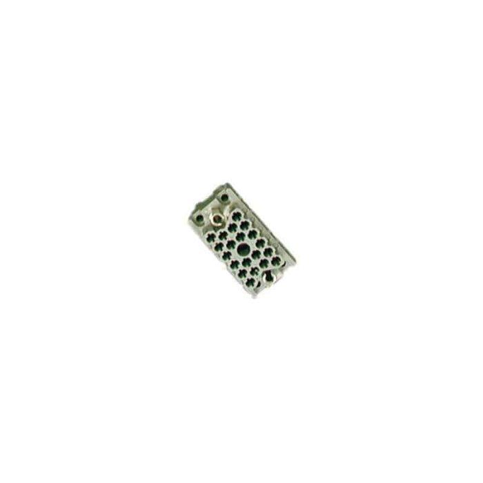 edac female connector