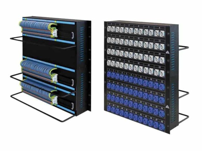 patch panel dimmers