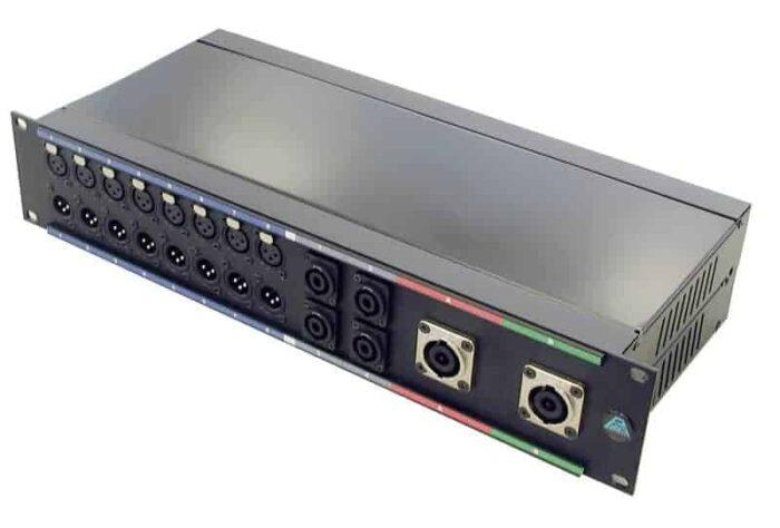 speaker stage box enrackable pt38844