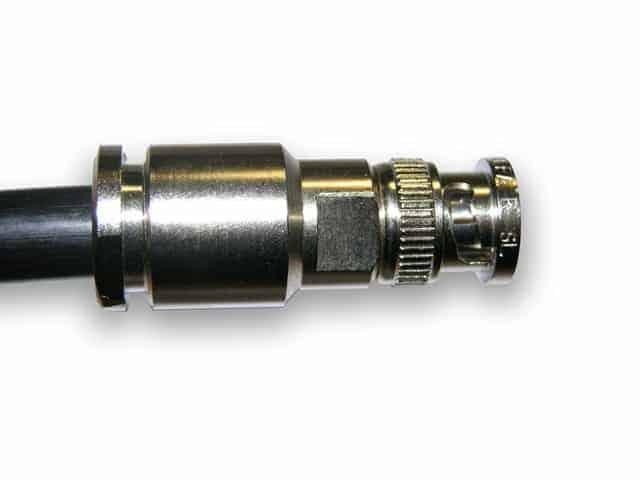 cable terminado coaxial rf
