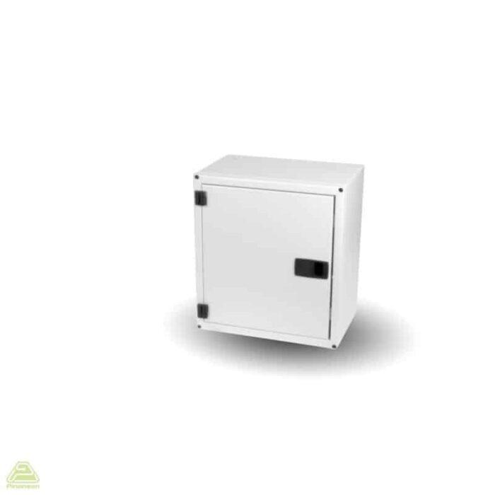 caja superficie wall rack