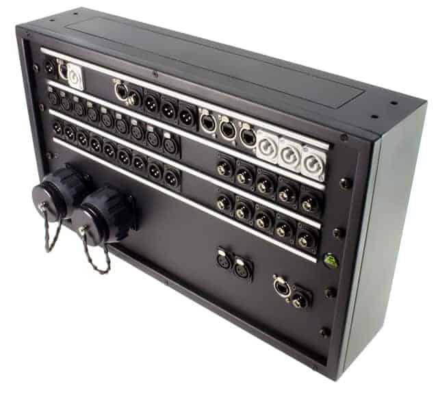 caja superficie wall rack paneles pt14540