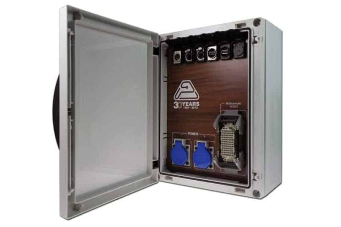 caja exterior plastico ip66 pt16758