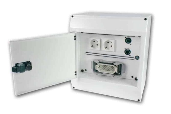 caja superficie wall rack paneles pt16762
