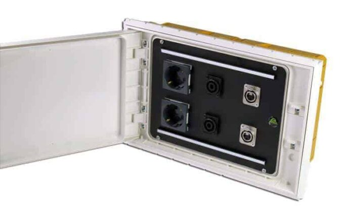 caja exterior plastico ip66 pt17123