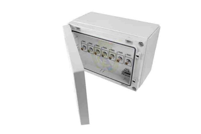 caja exterior plastico ip66 pt20136