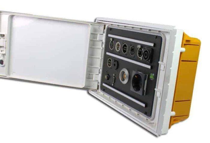 caja exterior plastico ip66 pt22321
