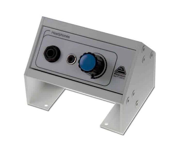 controlador volumen auriculares 1 canal ptr25833