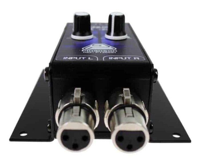 volume controller line level