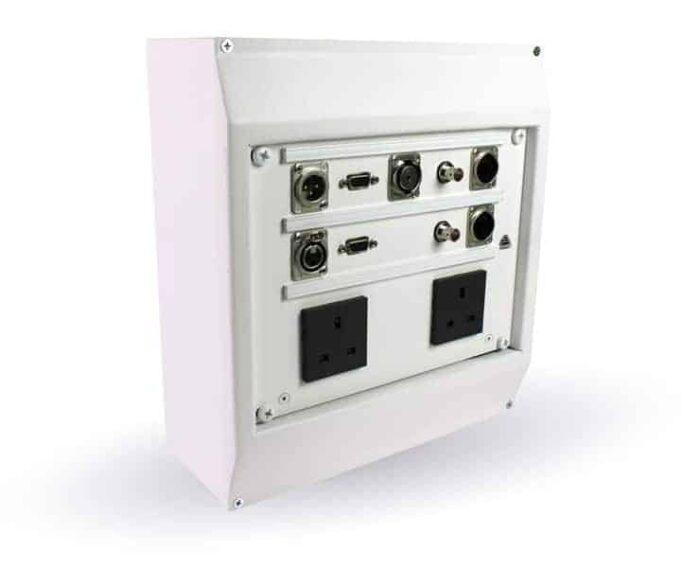 caja superficie wall rack paneles ptr0326