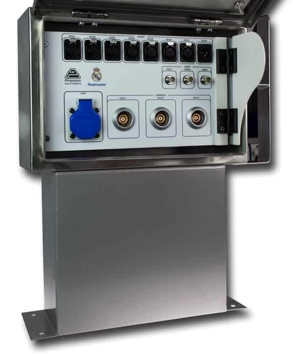 outdoor box ip66 inox stand ptr0510