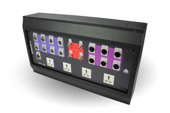 surface box wall rack panel ptr1115
