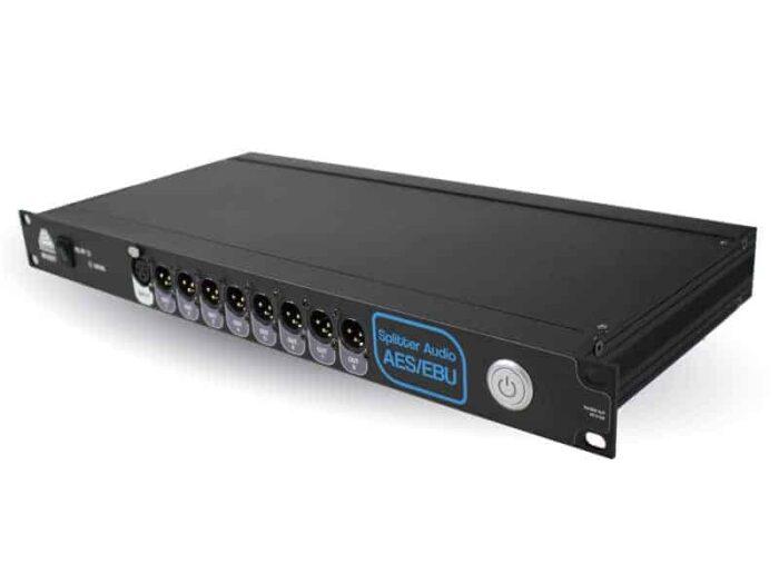 splitter audio digital sda ptr1214