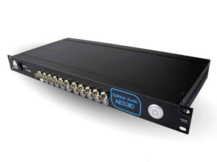 splitter audio digital sda ptr1216