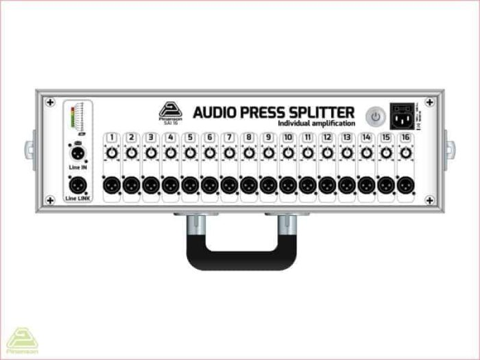 press splitter sai 16