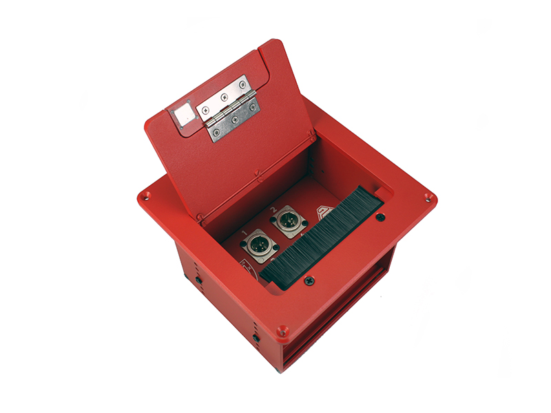 Caja suelo TB AT PTR8443