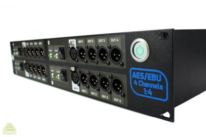 splitter audio digital sda 1 4 ptr7237
