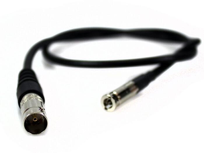 cable terminado video bnc micro bnc