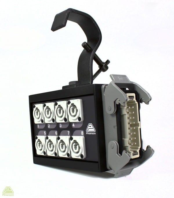 distribuidor power multipin