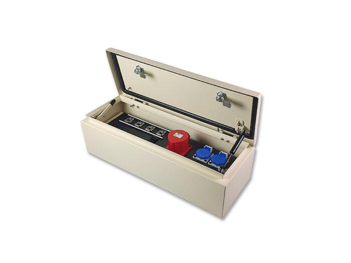 Caja exterior inoxidable IP66 PTRS0042