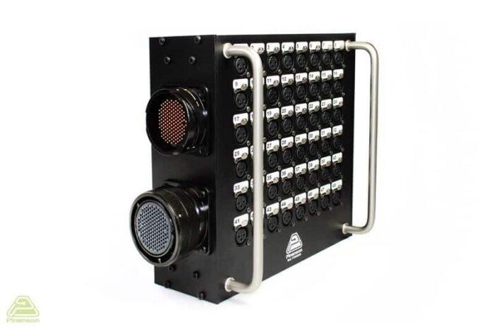 stage box audio formato uni ptr5820