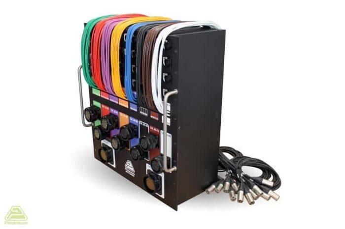 digi rack box con entrada directa en patch ptr6096