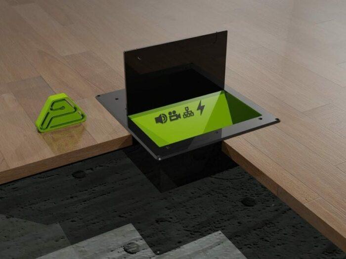 caja suelo cuboid ins 30º