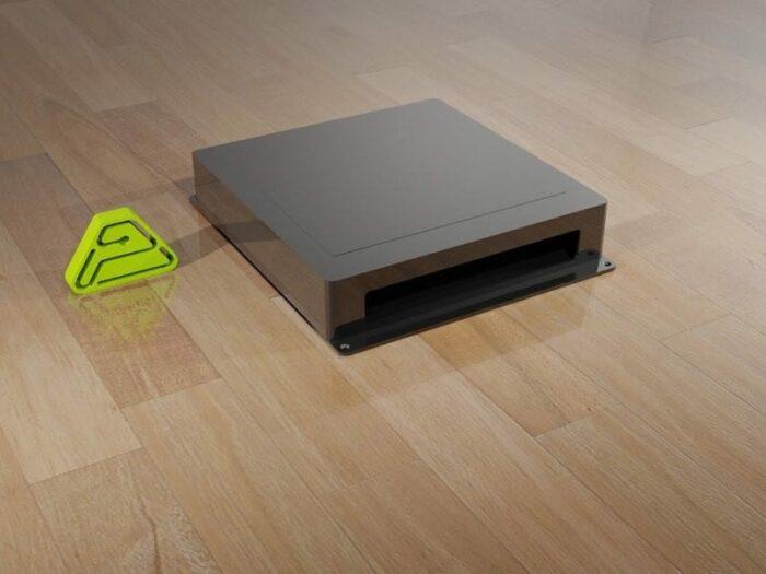 caja superficie cuboid
