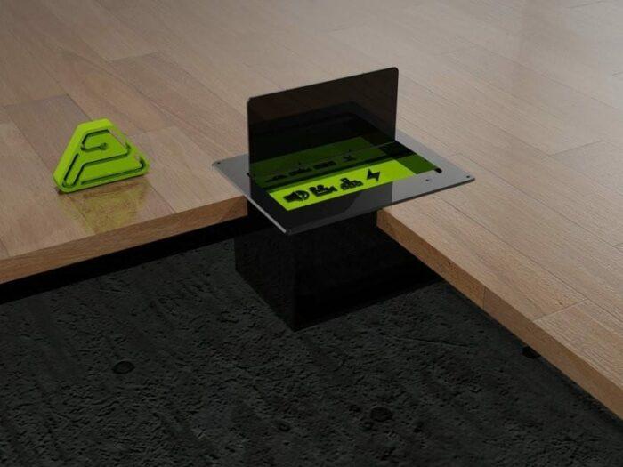 floor box tb at