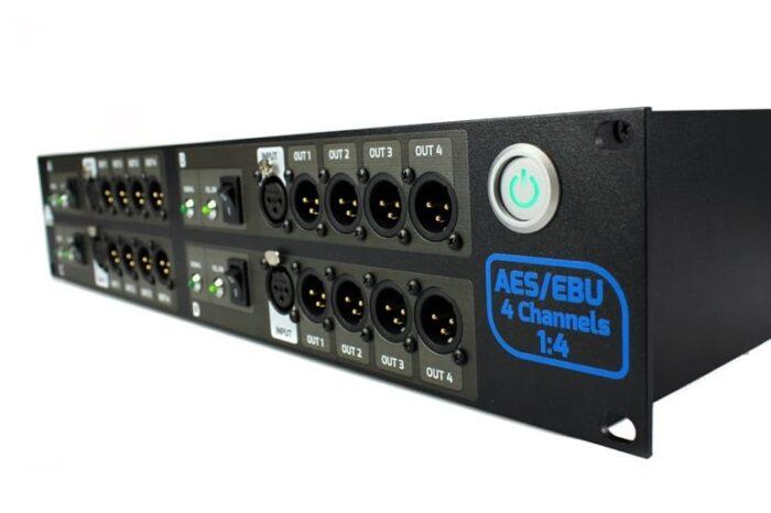 splitter audio digital sda 1 4ptr7237