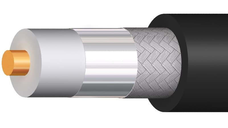 cable coaxial rg8 rf m11889