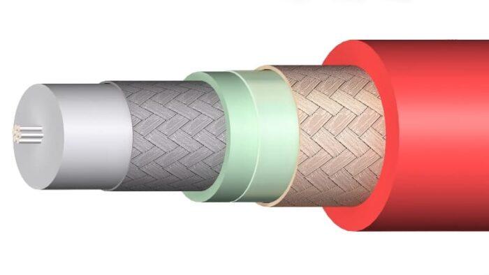 cable triax 8 flexible m692