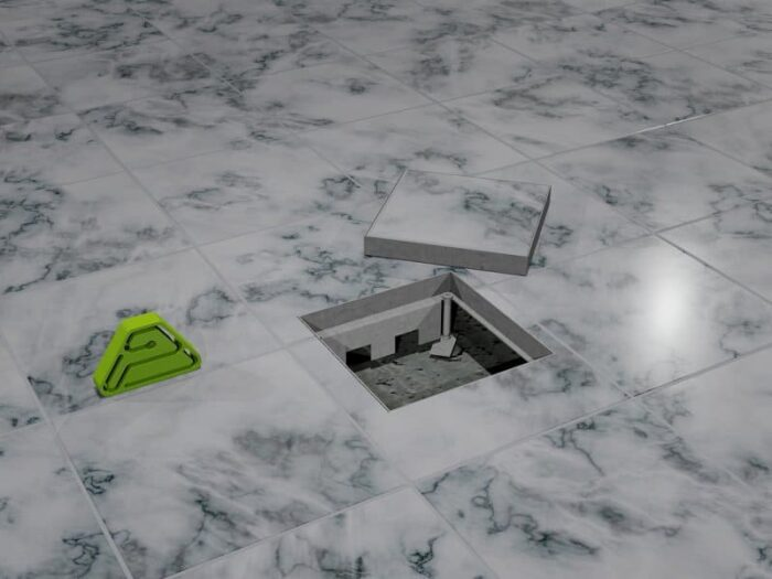 floor box ob ip65