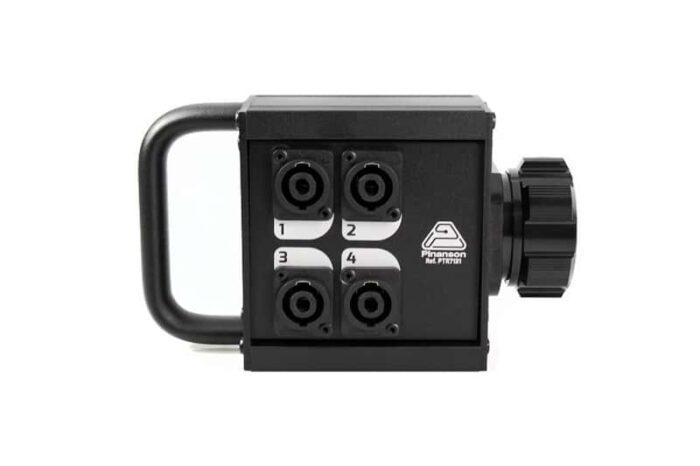 speaker stage box socapex PTR7131