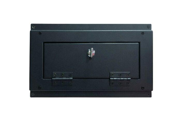 caja encastrable wall rack door ins pt8577n